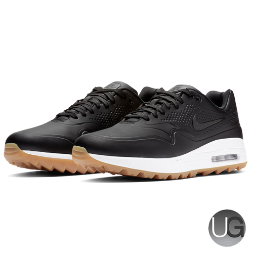 official photos 0c410 bbd23 Nike Air Max 1G Golf Shoes (Black 2019) ...