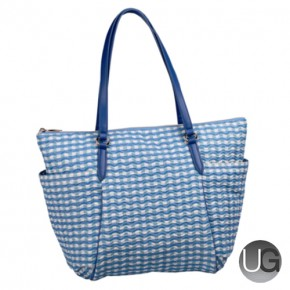 OUUL Check Wave Carryall Bag