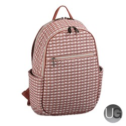 OUUL Check Wave Ladies Backpack