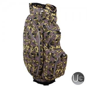 OUUL Camouflage Collection 15-Way Cart Bag