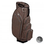 OUUL Check Wave Collection 14-Way Cart Bag