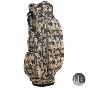 OUUL Desert Camouflage Collection 15-Way Cart Bag