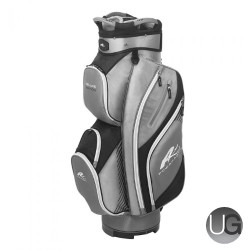 Powakaddy Deluxe Edition Cart Bag 2019 (Grey)