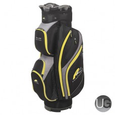 Powakaddy Deluxe Edition Cart Bag 2019 (Black/Yellow)