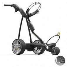 PowaKaddy FW3s 18 Hole Lithium Electric Trolley (Black)