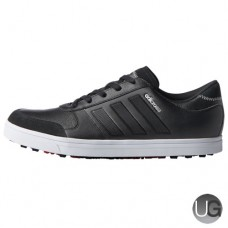 Adidas adicross Gripmore 2 Golf Shoes - Black/White/Red