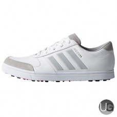 Adidas adicross Gripmore 2 Golf Shoes Adidas adicross Gripmore 2 Golf Shoes (White/Black/Red)