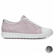 Ecco Ladies Casual Hybrid Golf Shoe (Violet Ice)