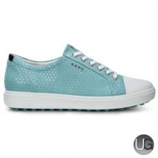 Ecco Ladies Casual Hybrid Golf Shoes (Aquatic)