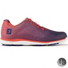 FootJoy Empower Golf Shoes Papaya Navy - 98014