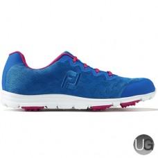 FootJoy Enjoy Golf Shoes Electric Blue Berry - 95707