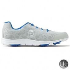 FootJoy Enjoy Golf Shoes Cloud Electric Blue - 95706