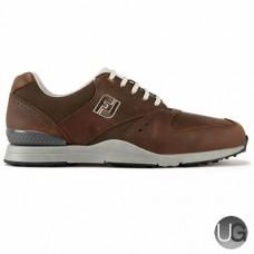 FootJoy Contour Casual Golf Shoes - Brown - 54367