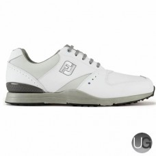 FootJoy Contour Casual Golf Shoes - White - 54365
