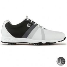 FootJoy Energize Golf Shoes White Black Charcoal - 58114