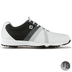 FootJoy Energize Golf Shoes White Black Charcoal - 58114