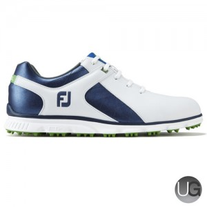 FootJoy PRO SL Golf Shoes -  White Blue
