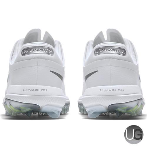 low priced af5dd 30d40 Nike Lunar Control Vapor Golf Shoes - WhiteWhiteSilver ...