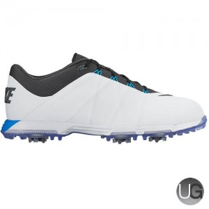 Nike Lunar Fire Golf Shoes White