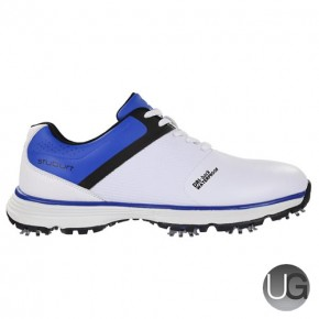 Stuburt PCT Sport Golf Shoes (White/Blue)