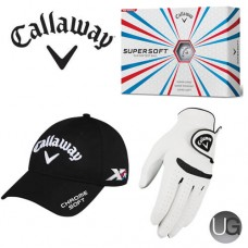 Callaway Men's Summer Trio Pack