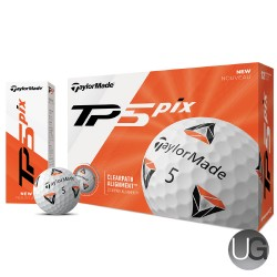 TaylorMade TP5 pix 2.0 12 Ball Pack