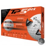 TaylorMade TP5 pix 2.0 12 Ball Pack