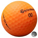 Taylormade Project (s) Orange Golf Balls