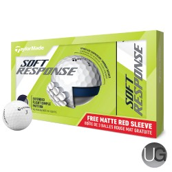 TaylorMade Soft Response 15 Ball Pack
