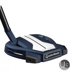 TaylorMade Spider X Navy and White 3 Putter