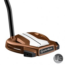 TaylorMade Spider X Copper and White 3 Single Bend Putter