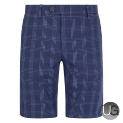 Ted Baker Two Pak Checked Mens Golf Shorts