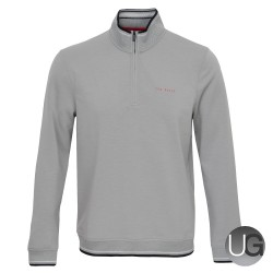 Ted Baker Golf Peanot Half Zip Top