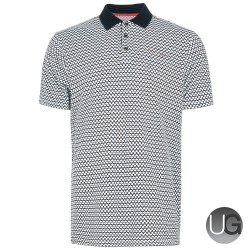 Ted Baker Spinnin Polo Shirt (Navy)