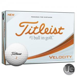 Titleist Velocity 12 Ball Pack