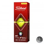 Titleist TruFeel 12 Ball Pack (Yellow)