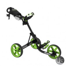 Clicgear 3.5+ Trolley Charcoal Lime