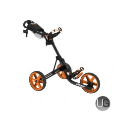 Clicgear 3.5+ Trolley Charcoal Orange