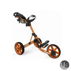 Clicgear 3.5+ Trolley Orange