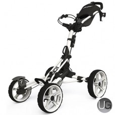 Clicgear 8.0 4 Wheel Golf Trolley White