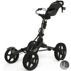 Clicgear 8.0 4 Wheel Golf Trolley Charcoal