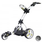 Motocaddy M3 Pro 18 Hole Lithium Electric Trolley (White)