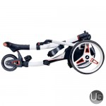 Motocaddy S1 DHC Electric Golf Trolley (Black)