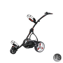 Motocaddy S1 18 Hole Lithium Electric Trolley (Black)