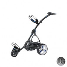 Motocaddy S3 Pro 18 Hole Lithium Electric Trolley (Black)