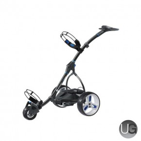 Motocaddy S3 Pro Extended Range Lithium Electric Trolley (Black)