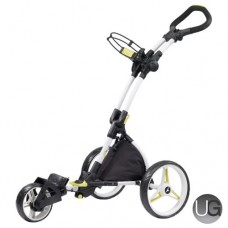 Motocaddy M1 Lite Golf Trolley (White)