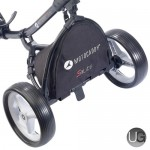 Motocaddy S1 Lite Golf Trolley (Black)