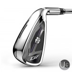 Wilson Staff D7 Graphite Ladies Irons