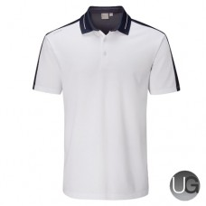 PING Douglas Golf Polo Shirt (White)